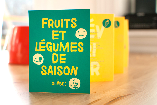 Cocotom, calendrier des fruits et légumes de saison