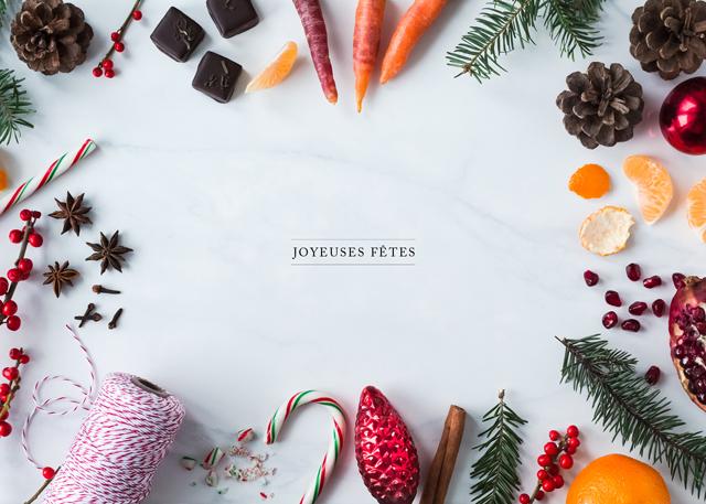Holiday card, christelleisflabbergasting.com