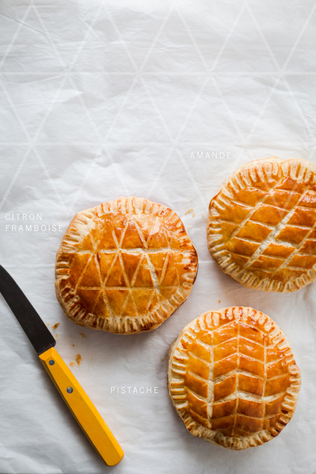3 easy Galette des Rois recipes on christelleisflabbergasting.com
