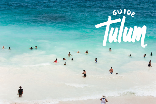 Tulum guide + best spots