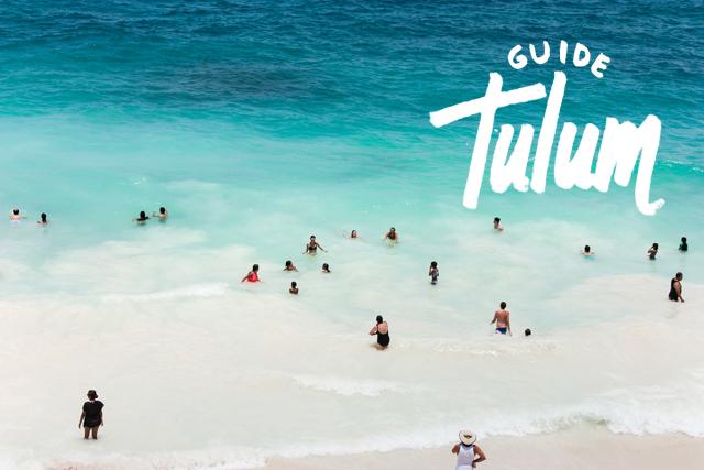 Tulum guide + best spots