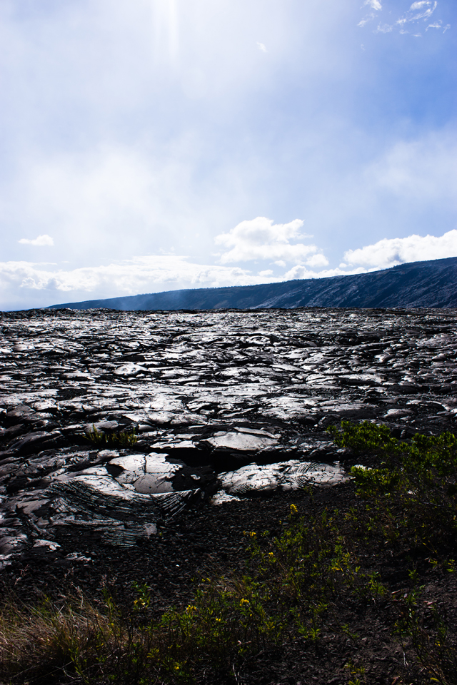 Volcano, Big island, Hawaii