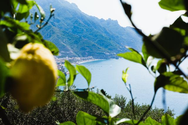 L'atelier de cuisine sur la route - La Côte Amalfitaine