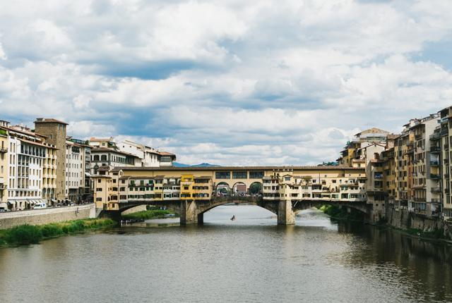 L'Atelier sur la route - La Toscane et Valdirose