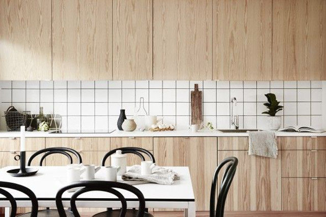 Talking about kitchens
