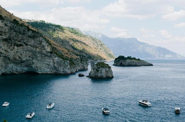 L'Atelier sur la route - La côte Sorrentine