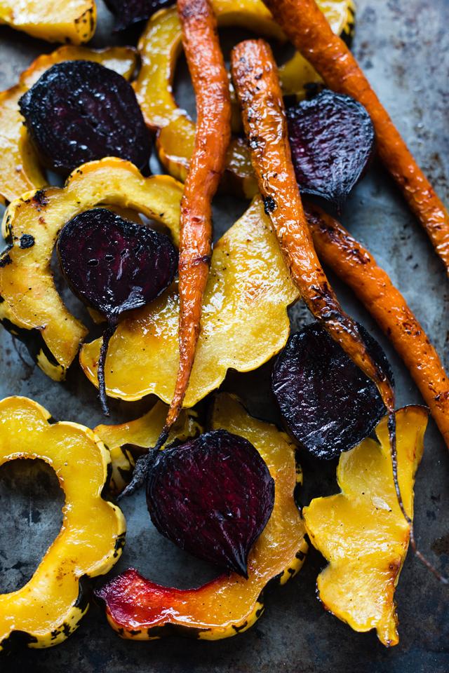 Unami Roasted Vegetables on www.christelleisflabbergasting.com