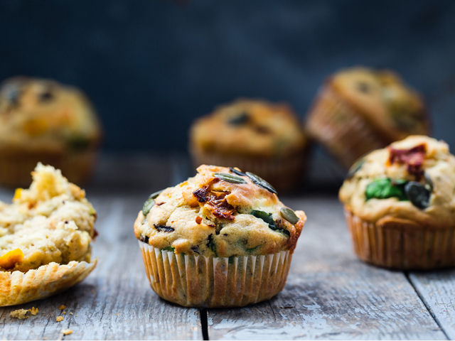 Foolproof Savory Muffin Recipe | Christelle is flabbergasting x La Presse