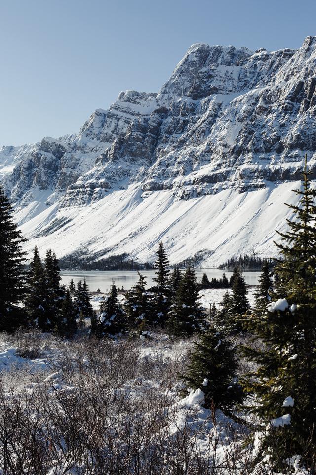 L'Alberta et les rocheuses canadiennes