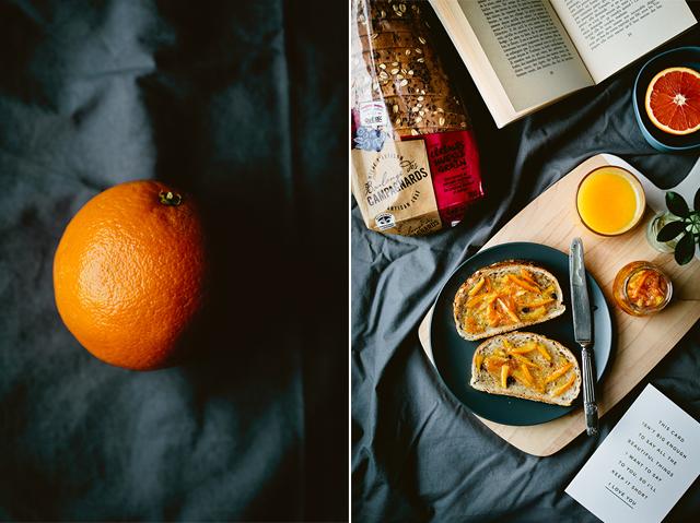 Orange & Coriander Marmalade