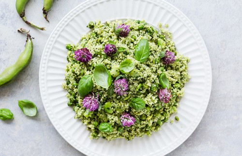 Green Couscous | www.christelleisflabbergasting.com