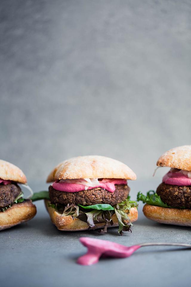 Burger | Sophie Bourdon