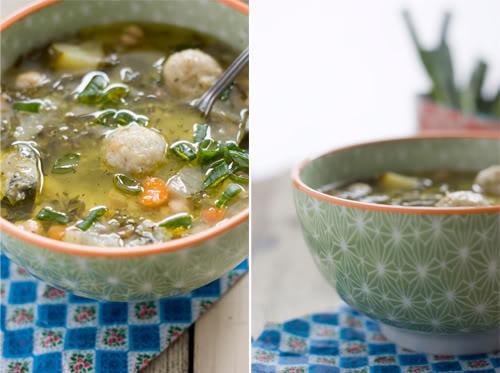 soupe de lentilles blettes kibbeh et citron adass bel hamud. Black Bedroom Furniture Sets. Home Design Ideas
